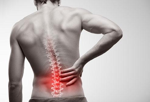 cbd i bol u leđima