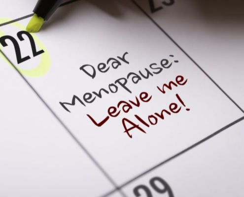 CBD može da pomogne kod menopauze